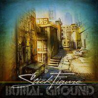 Stick Figure - Burial Ground [New CD]
