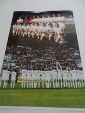 LEEDS UNITED FC 1973-74 CHAMPIONS BILLY BREMNER PAUL REANEY NORMAN HUNTER PRINT