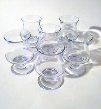70s 6x Holmegaard Cognac Glas Skibsglas set of brandy glass Per Lütken annees 70
