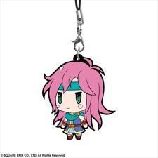 Square Enix Trading Rubber Strap Vol. 8 Cellphone Charm Final Fantasy V 5 Faris