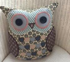Owl Animals & Bugs Floral Decorative Cushions