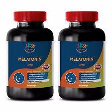 Optimize Brain Cognitive Function - MELATONIN 3MG - Melatonin Gummies 2B