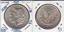 V88 MONEDA USA 1 DOLAR PLATA 1884 SC