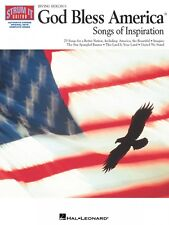 Irving Berlin's God Bless America Sheet Music Songs of Inspiration 000699508