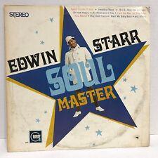EDWIN STARR SOUL MASTER GORDY GLPS-931 STEREO EX