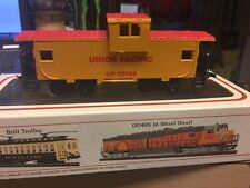 Bachmann Ho 8-Wheel Caboose Union Pacific Up 25743