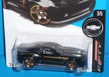 HOT WHEELS 2013 Chevrolet Camaro Special Edition Col.#180/365 Fifty Years Card