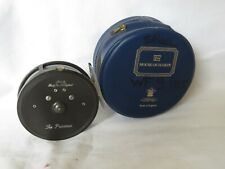 "Hardy The Princess 3 1/2"" fly reel with  Hardy case, made in England"