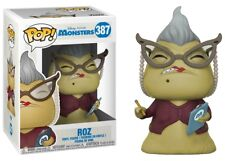 Funko 29393 Disney Monsters Inc Roz Pop Vinyl Multi