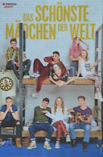 DAS SCHÖNSTE MÄDCHEN DER WELT - A3 Poster (ca. 42 x 28 cm) - Film Plakat NEU