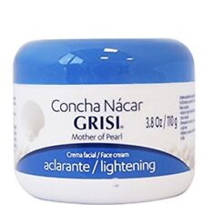 GRISI Mother of pearl Lightening Cream Concha Nacar Crema Blanqueadora celltone