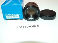 50mm F2.8 PRO CAMBRON ENLARGING BELLOWS NEW SHORT MOUNT LENS LEICA M39 SCREW