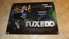 The Tuxedo movie poster - Jackie Chan poster, Jennifer Love Hewitt poster