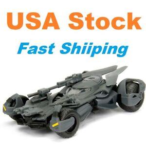 "Batman Batmobile 2017 Justice League, Jada Diecast Model Toy Car, 5"", 1/32 scale"