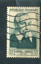Timbre/Stamp - France -  N° 946  Oblitéré  - 1953 - TTB - Cote:  8 €