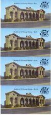 Mauritius 4 Markenheftchen Booklets 1997 Mi. 839-43 ** MNH 150 Jahre Briefmarken