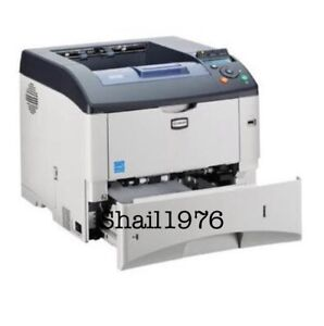 KYOCERA FS-3920DN Laser Network,USB,Duplex  printer with B/N compatible Toner Pl