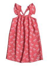 Roxy Kids Far From U Dress Sugar Coral Sz 5 ERLWD03017