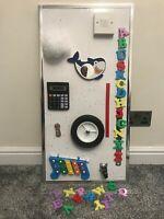 Children Educational Sensory Activity Busy Board