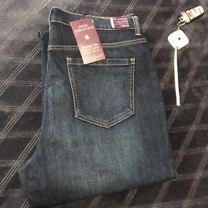 Gloria Vanderbilt Amanda Womens Jeans Size 14