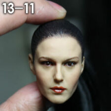 "1/6 Scale Female Head Sculpt KUMIK F/12"" HOT SIDESHOW TOYS TTL HT Body KM13-11"