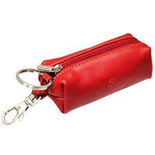 Key Coin Purse Tony Perotti Italian Vegetale Leather Red TP0109