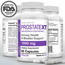 Prostate Support Urinary Health Bladder Beta Sitosterol Prostate Supplement 60ct