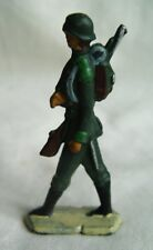 "metal figurine toy soldier WWW II 50 mm 2"" hand painted rare"