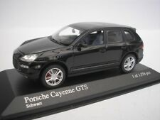 PORSCHE CAYENNE GTS 2006 NOIR 1/43 MINICHAMPS 400066280 NEUF