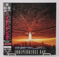 04345 F/S by Air Mint Laserdisc INDEPENDENCE DAY[ PILF-2383] w/OBI Japan