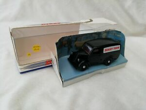 Matchbox Dinky CODE 2 DY4 Ford E83W van Black 1 of 10 Dinky Toys Jubilee 2003