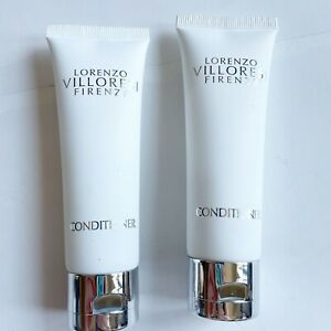 Lorenzo Villoresi Firenze Hair Conditioner Four Seasons Singapore Hotel 2 Pack