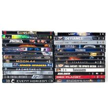 Dvd Movies Lot Bundle Sci Fi Space Alien Action Adventure Thriller Suspense 26