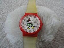 Disney's Minnie Mouse by Lorus Ladies or Girls Quartz Watch