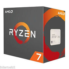 AMD RYZEN 7 1800X 4.0GHz EIGHT CORE SOCKET AM4 PROCESSOR CPU - YD180XBCAEWOF