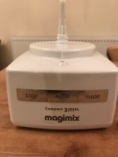 Magimix 3200XL Food Processor  BASE Only- White