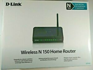 D-Link N150 Home 150 Mbps 4-Port 10/100 Wireless N Router (DIR-601)  - FREE S/H