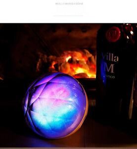 ANDRA - Altavoz Bluetooth 4.1 de Diseño Lámpara de noche - Bluetooth Speaker