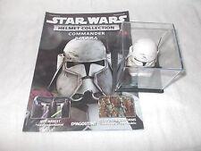 Star Wars Helmet Collection #15 Commander Bacara