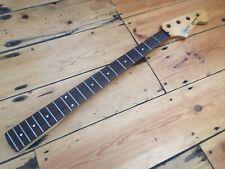 Fender Squier S Series Precision Bass Guitar Neck Samick Korea 1990