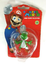Super Mario Mini Figure Collection Series 3 Yoshi 2010 In Box (Damaged) Nintendo