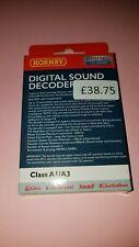 Hornby Digital R8106 TTS Sound Decoder Class A1 A3