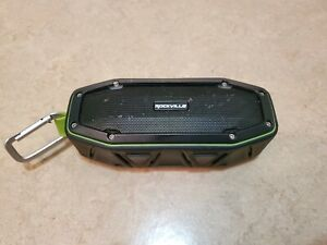 Rockville bluetooth speaker portable