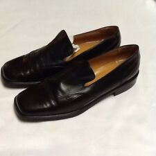 Harold Powell 8.5 Black /Brown Worn Once (S13)