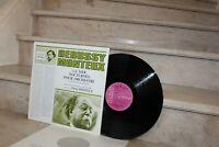 LP. Debussy - Orchestre Symphonique De Boston, Pierre Monteux – La Mer ........