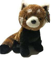 "Fiesta Red Panda Sitting 16"" Tall Plush Stuffed Animal Plushie Lovey"