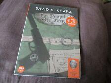 "LIVRE AUDIO NEUF ""LE PROJET BLEIBERG"" David S. KHARA (1 CD)"
