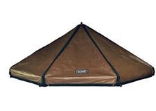 Advantek Pet Gazebo Polyester Replacement Cover 8 foot Brown NIB Free Shipping