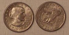 1979 Susan B Anthony Dollar NICE (One Coin) A coin rarely for daily use.