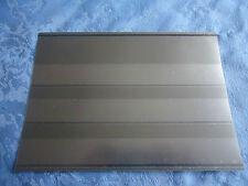 FRANCOBOLLO Hawid stockcards 148 x 105mm 3-strips con coverfoil. NUOVO. confezione 50